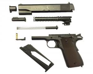 Colt 1911 demonté