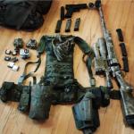 équipement sniper