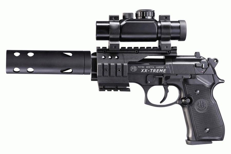Armes Airgun en vente chez Gun Evasion