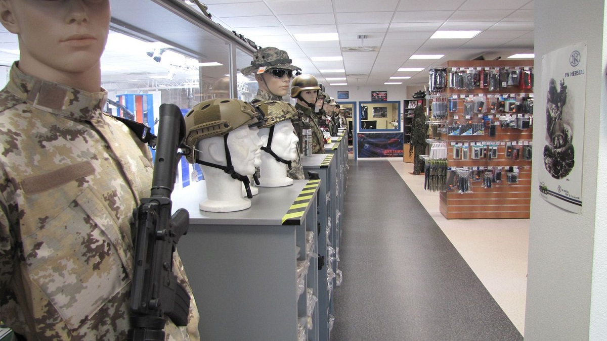 Boutique Gun Evasion : Sécurité sur la carabine à plomb