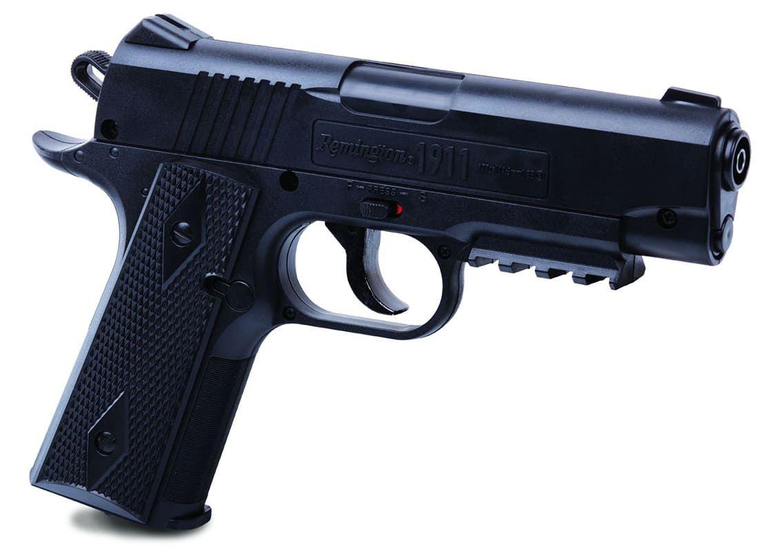 1911 AIRGUN Remington bille acier 4,5 mm
