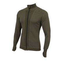 ACLIMA HOTWOOL 230G GILET LIGHT JACKET VERT OLIVE