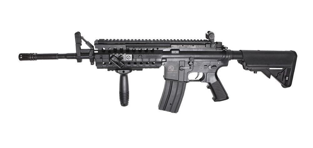 AEG SLV M15 ARMALITE SIR ARMS PACK COMPLET NOIR