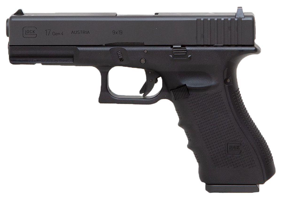 Airgun Airgun Cybergun GLOCK G17 CO2 billes acier 4.5 Blowback