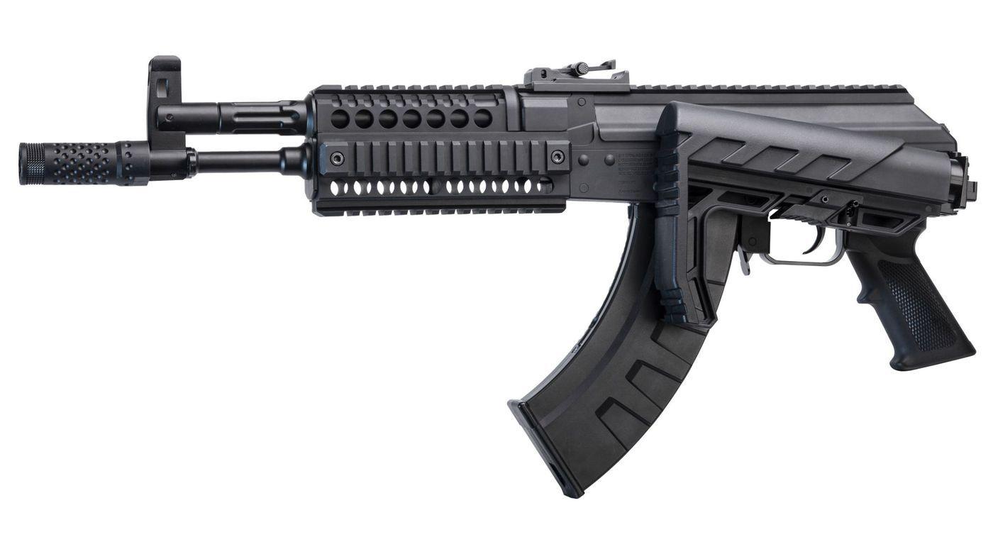 Airgun Carabine Crosman AK1 CO2 full auto billes acier 4,5 mm