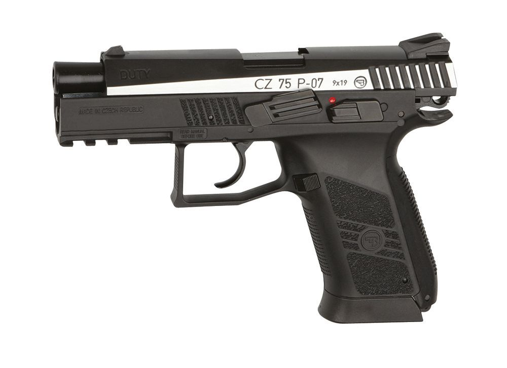 AIRGUN CZ 75 P-07 DUTY
