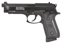 AIRGUN P92 CO2 BILLES ACIER 4.5 FULL METAL BLOWBACK