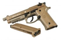 Airgun Pistolet Beretta M9 A3 CO2 Blowback Desert Cal 4.5 bbs