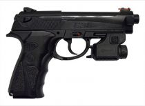 AIRGUN PISTOLET CROSMAN TACC31 CO2 4.1 J AVEC LASER