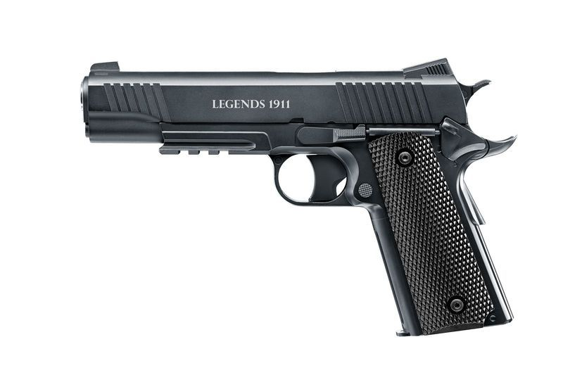 AIRGUN PISTOLET LEGENDS 1911 CO2 CALIBRE 4.5