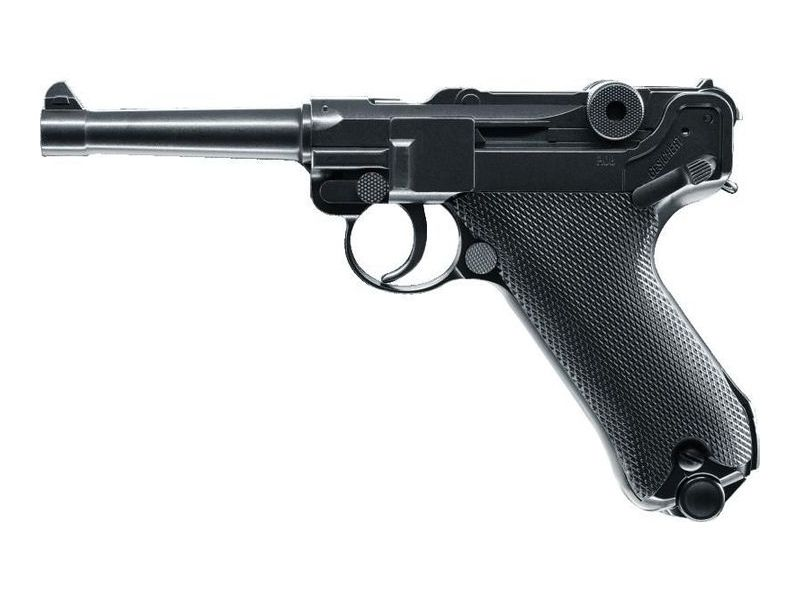 AIRGUN PISTOLET LEGENDS P08  CO2 CALIBRE 4.5