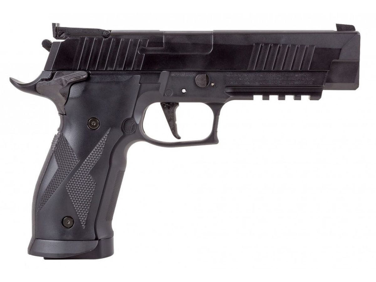 Airgun Pistolet Sig Sauer P226 X-FIVE noir CO2 4,5 mm plomb