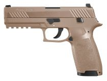 Airgun Pistolet Sig Sauer P320 CO2 4,5 mm plomb Tan