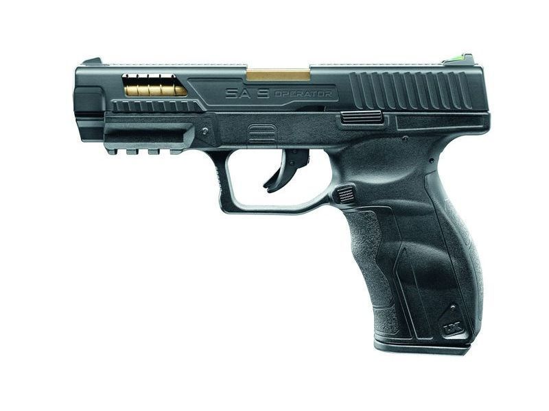 AIRGUN PISTOLET UX SA9 OPERATOR EDITION CO2 CALIBRE 4.5