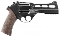 Airgun Revolver Chiappa Rhino 50 DS plombs et billes acier 4,5mm 3,5J Black Mat