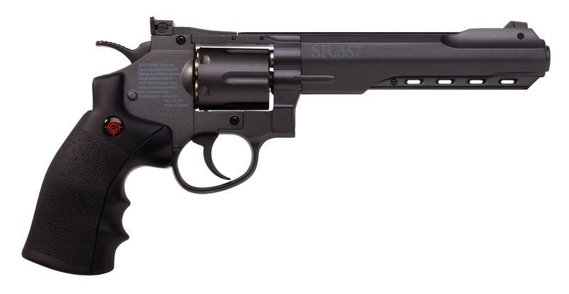 AIRGUN REVOLVER SR 357 CROSMAN