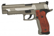 AIRGUN SIG SAUER X FIVE STAINLESS BLOWBACK 4.5 MM