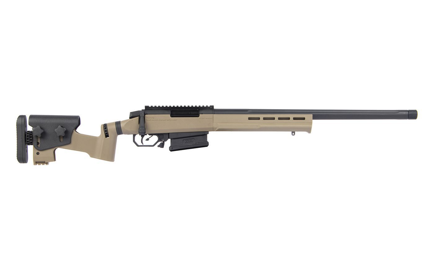 Airsoft Amoeba Striker Tactical AST-01 Bolt Action Rifle Dark Earth