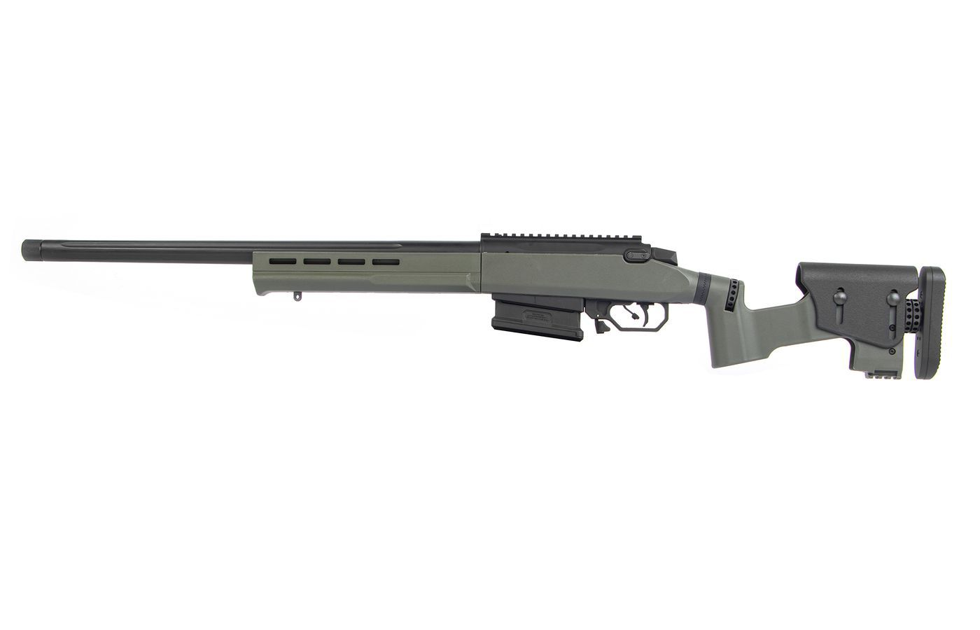Airsoft Amoeba Striker Tactical AST-01 Bolt Action Rifle OD Green