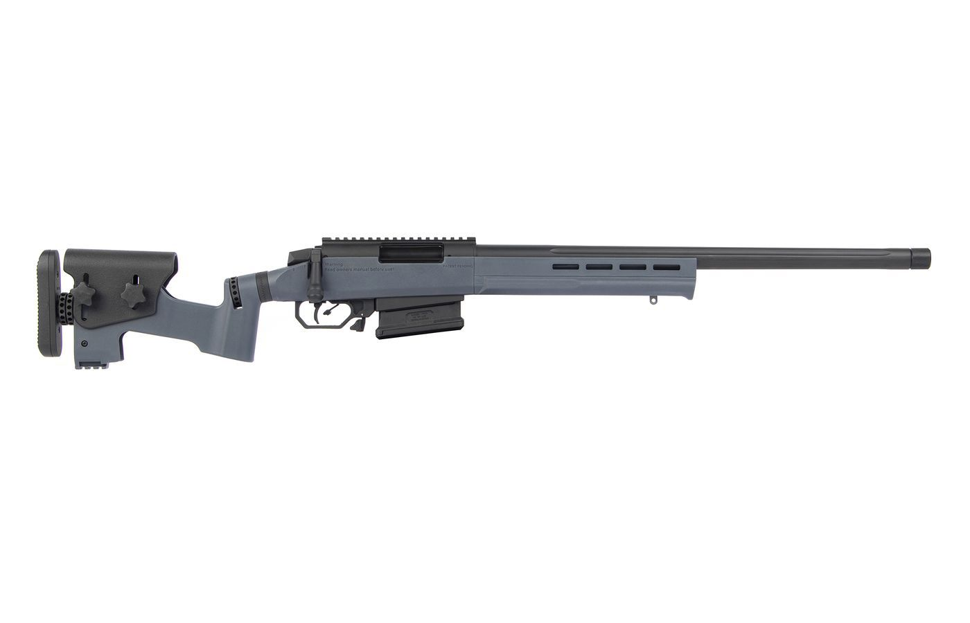 Airsoft Amoeba Striker Tactical AST-01 Bolt Action Rifle Urban Grey