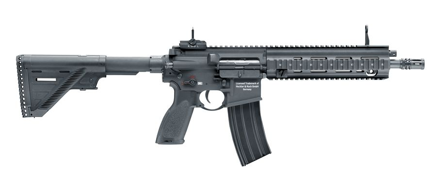 Airsoft HK416 A5 Umarex full métal 6mm bbs