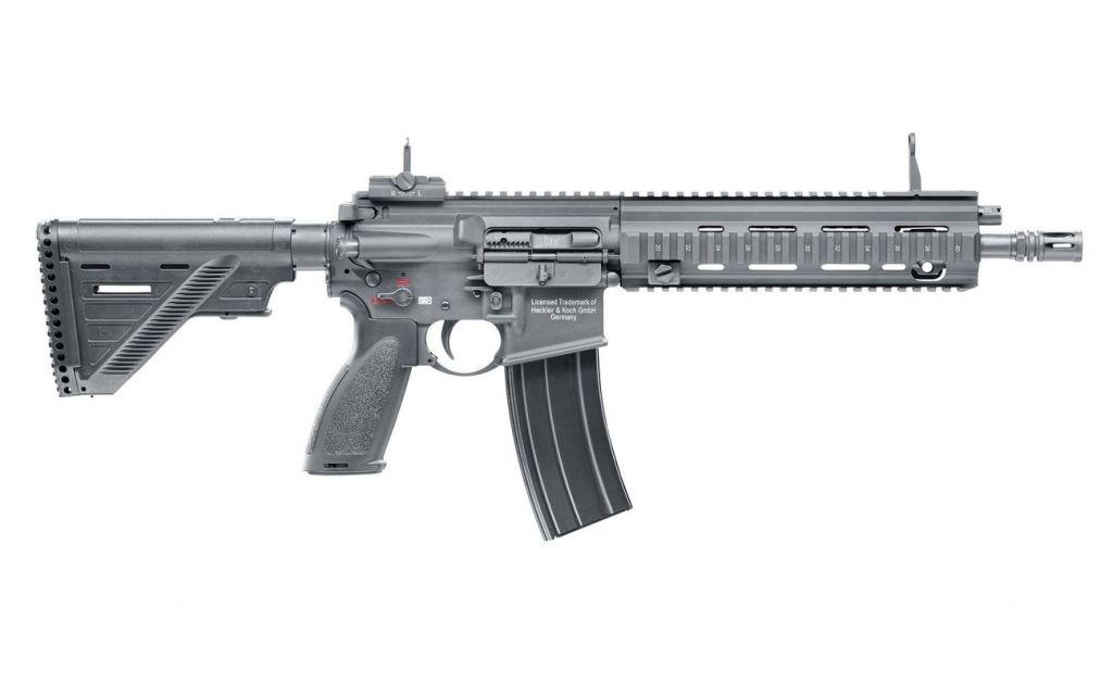 Airsoft HK416 A5 Umarex full métal Gaz GBBR