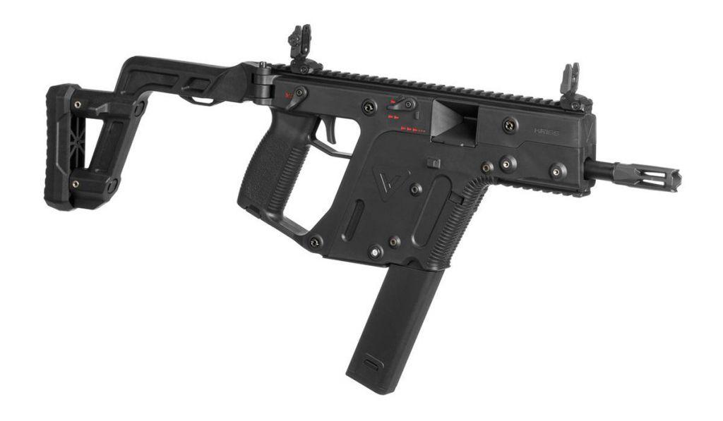 Airsoft Kriss Vector GEN 2 AEG SMG Noir