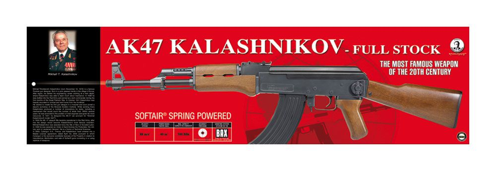 AK 47 KALASHNIKOV SPRING