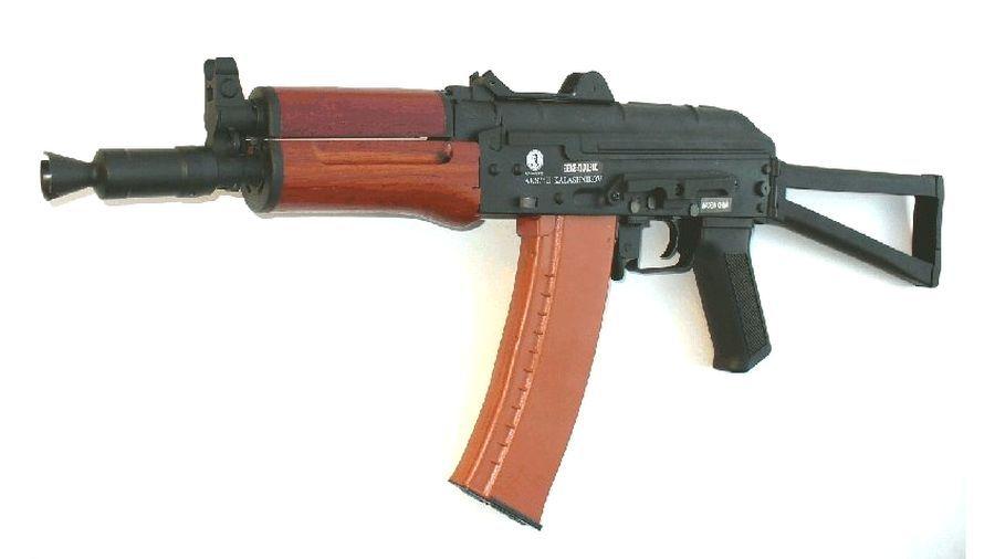 AKS 74 U KALASHNIKOV METAL ET BOIS
