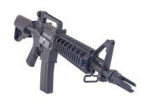 Apex Fast Attack CQBR RIS M4 airsoft Noir Sportline AEG 1.2J Pack Complet