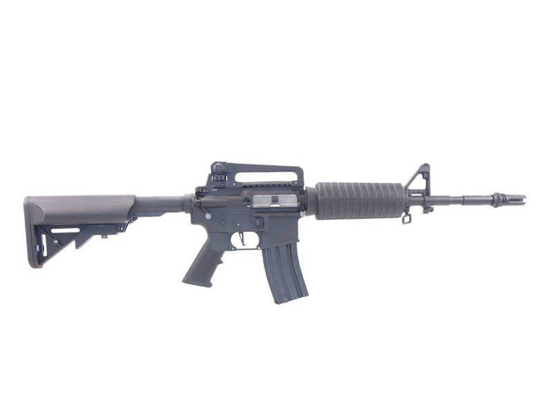 Apex Fast Attack M4 Carbine Noir Sportline Airsoft AEG 1.2J Pack Complet