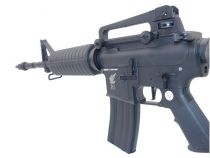 Apex Fast Attack M4 Carbine Noir Sportline Airsoft AEG 1.2J Pack Complet