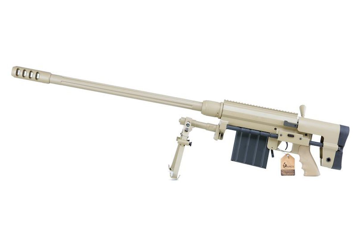ARES EDM200 Sniper Spring Tan Dark Earth