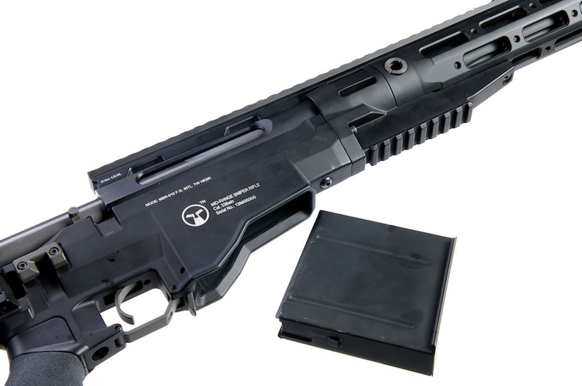 ARES MSR338 Sniper Spring Noir