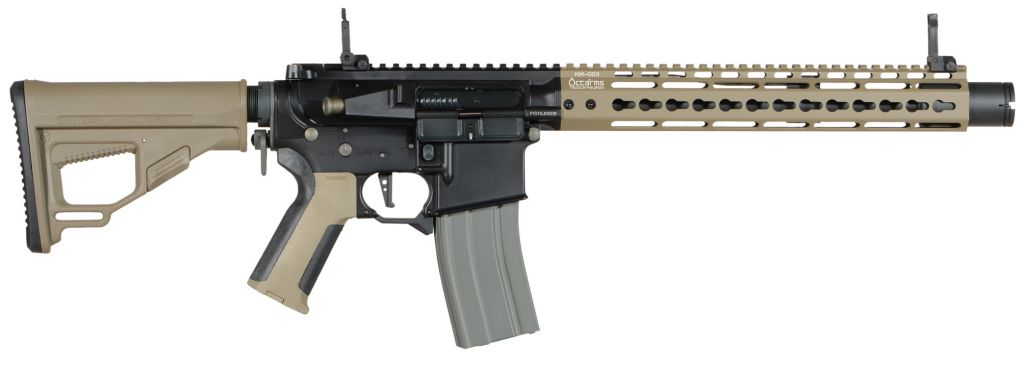 Ares Octarms M4 KM 12 Assault Rifle tan / dark earth