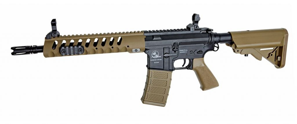 ARMALITE Light Tactical Carbine, tan, ASG