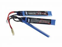 BATTERIE 3 STICKS LI-FE 9,9V - 1000 MAH