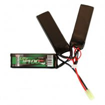 BATTERIE LI-FE 9.9 V - 20C - 2100 MAH - 3 STICKS