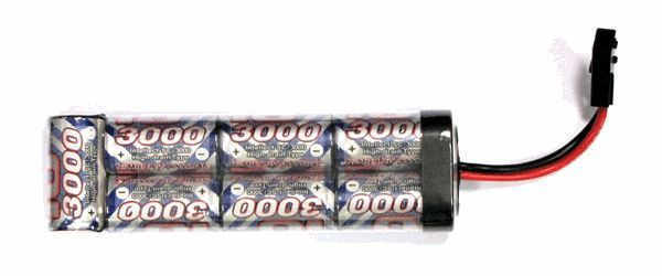 BATTERIE TYPE GRAND FORMAT 8,4 V / 3000 MAH