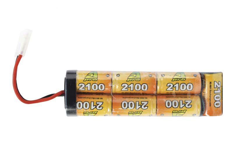 BATTERIE TYPE GRAND FORMAT 8,4V / 2100 MAH - 7 MODULES