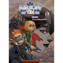 BD AIRSOFT TIM VOLUME 3 - LA BILLE EN ROSE