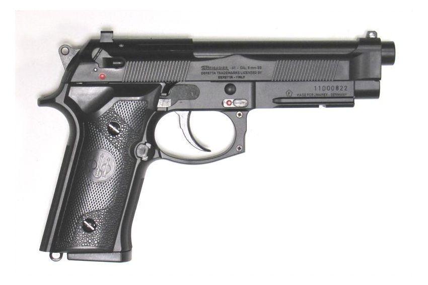 Beretta 92 A1 brigadier GNB