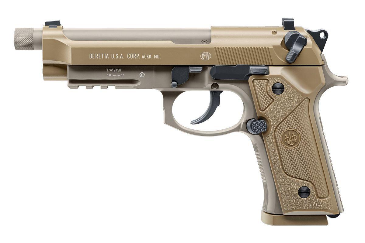 Beretta M9 A3 Airsoft CO2 Blowback Desert 1,3 J