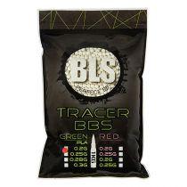 Billes Bio Tracer Airsoft BLS 0,20g sachet de 5000 billes