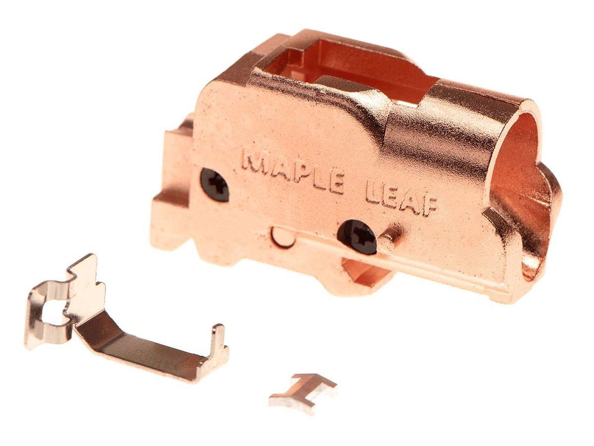 Bloc hop-up Maple Leaf acier pour GBB Marui/WE G-Series
