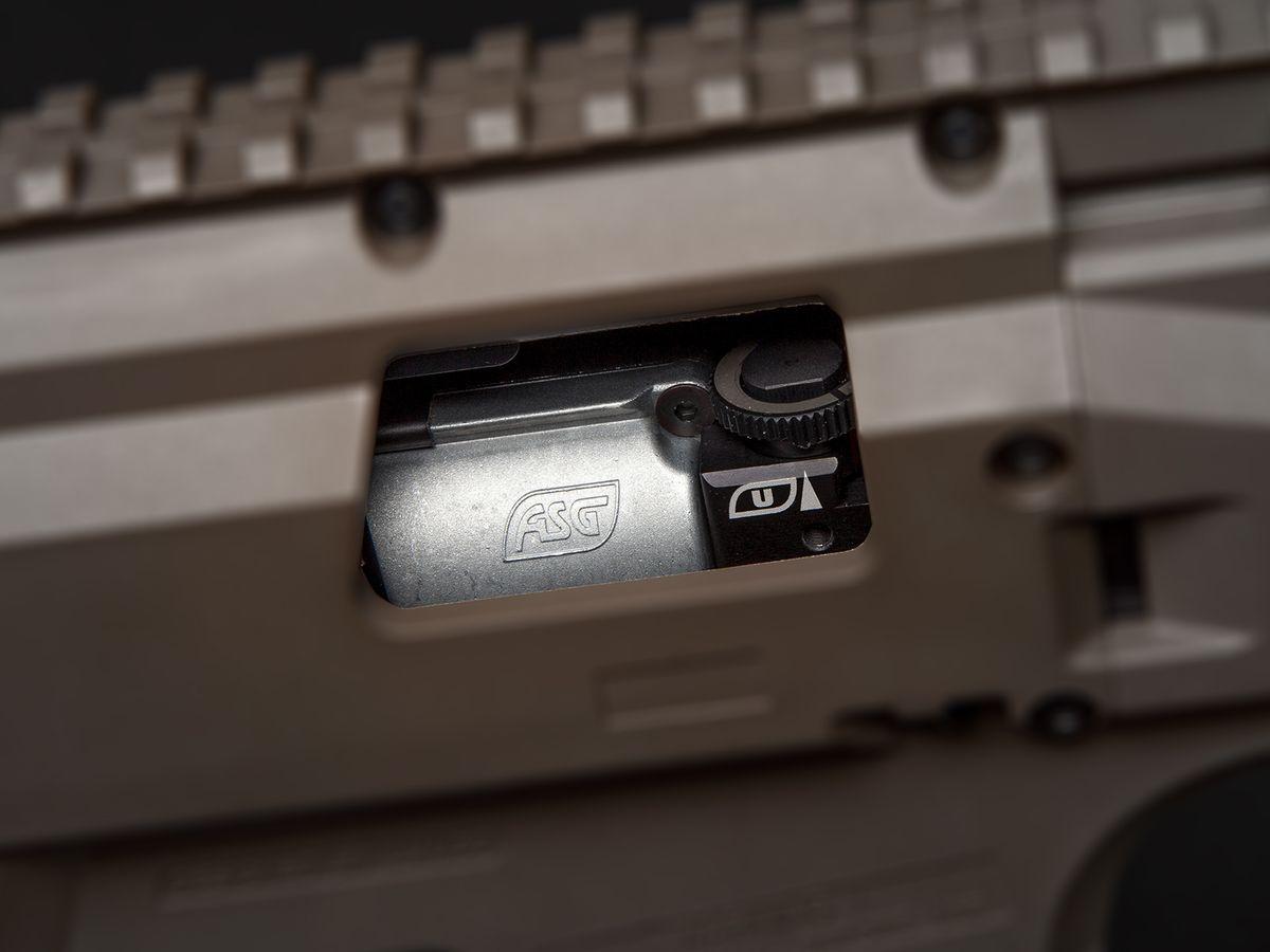 Bloc Hop-Up Upgrade CNC Preformance pour CZ Scorpion Evo 3-A1