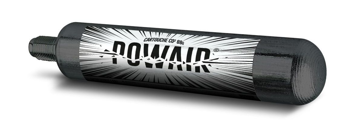 Bouteille de CO2 Powair 88 g
