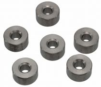 BUSHING PALLADIO M249 DIAM 8MM EN ACIER INOXYDABLE (6PCS)