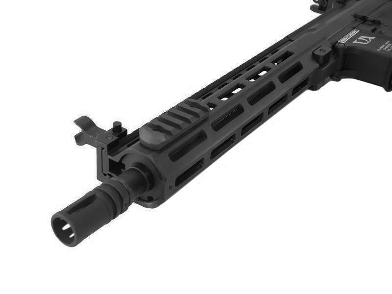 CA4 M-LOK10 M4 NOIR FIBRE DE NYLON PACK COMPLET