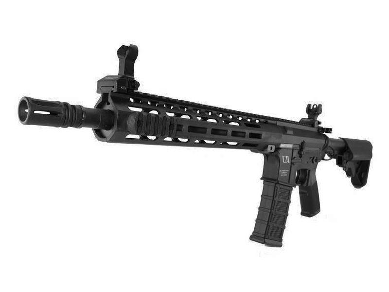 CA4 M-LOK12 M4 NOIR FIBRE DE NYLON PACK COMPLET